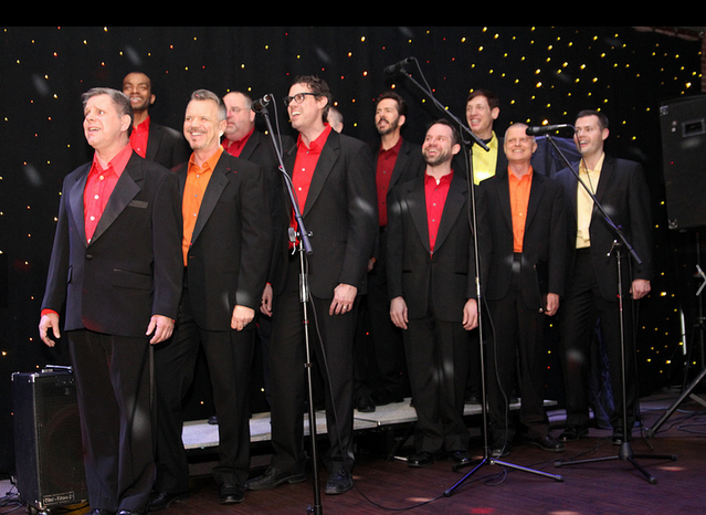 NYC Gay Men's Chorus Oscars Eves Party 2014Photo by Montclair Film Festival/Kimberly Cecchini