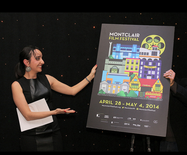 MFF Executive Director, Raphael Neihausen unveils MFF 2014 Poster!
