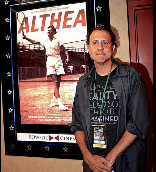 Filmmaker Rex Miller Photo by Frank Schramm / Montclair Film Festival