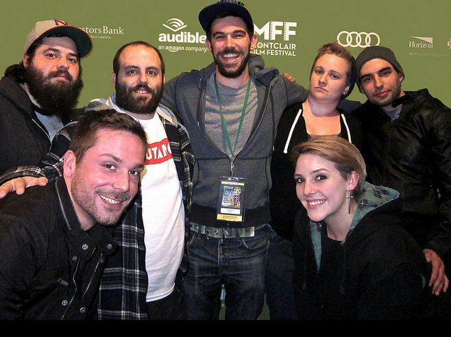 Feed A - Daniel O. Linke, Mike Vernassa, Dale Devino, Clark Mayer, Risa Poppas, Audrey Lorea, and Shawn Reber Photo by Frank Schramm / Montclair Film Festival