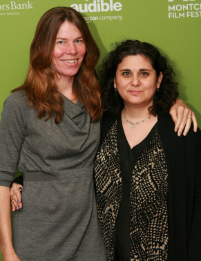 Melanie Judd and Susan Motamed