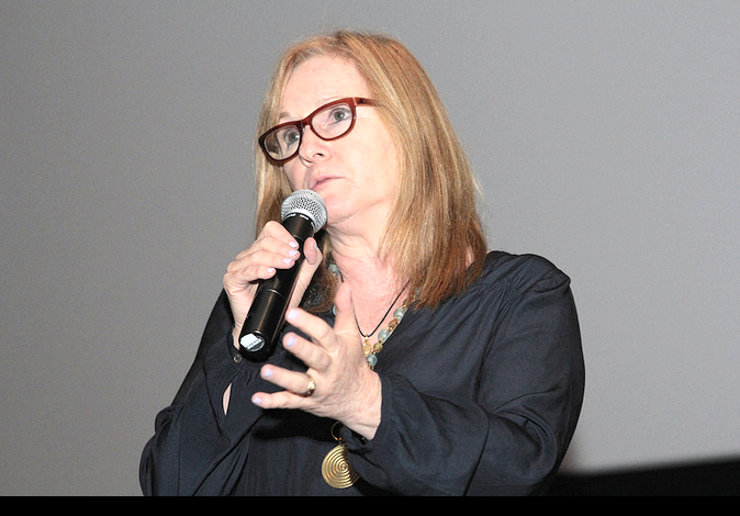 Producer/Director Jane Wells Photo by Kimberly Cecchini / Montclair Film Festival