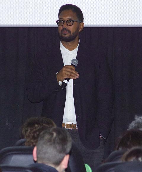 Producer Jayson Jackson Photo by Daniel D'Errico / Montclair Film Festival
