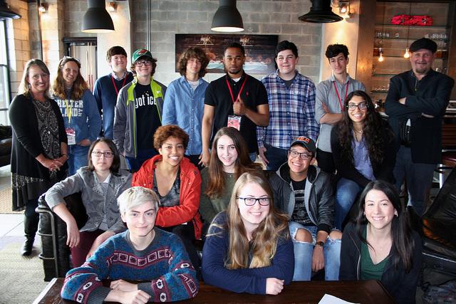 Junior Jury   photo: Rachel Moehl